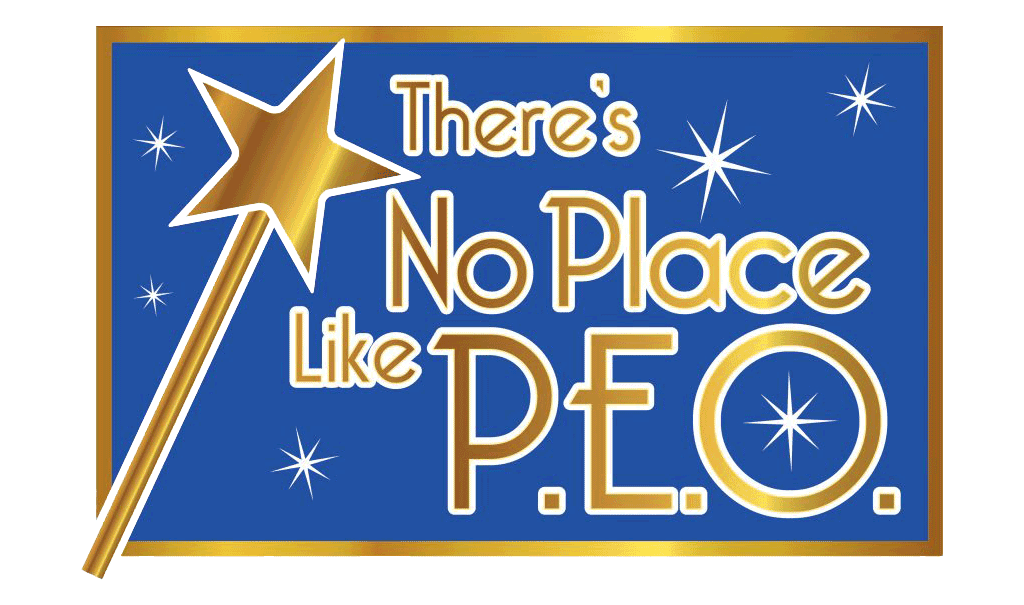 No Place Like P.E.O.